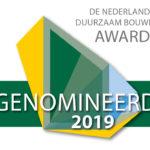 M'DAM genomineerd voor Duurzaam Bouwen Award