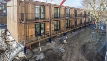 Leiden opent eerste Finch Building