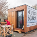 Bouwend Nederland en Finch Buildings samen op campagne