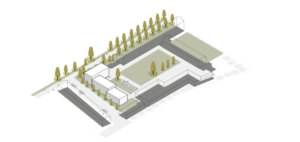 Urban plan Alkmaar