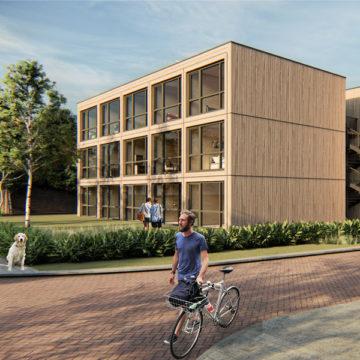 Project Alkmaar Bergerweg