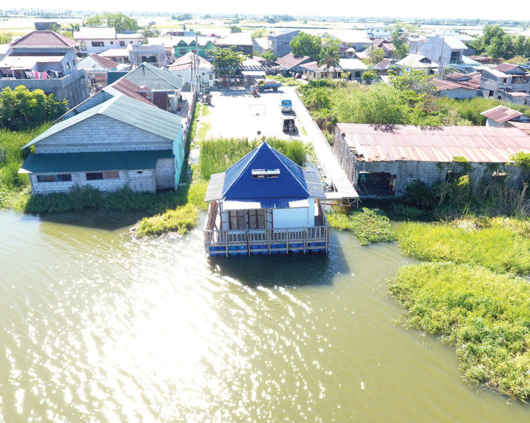 Finch Floating Homes Woning