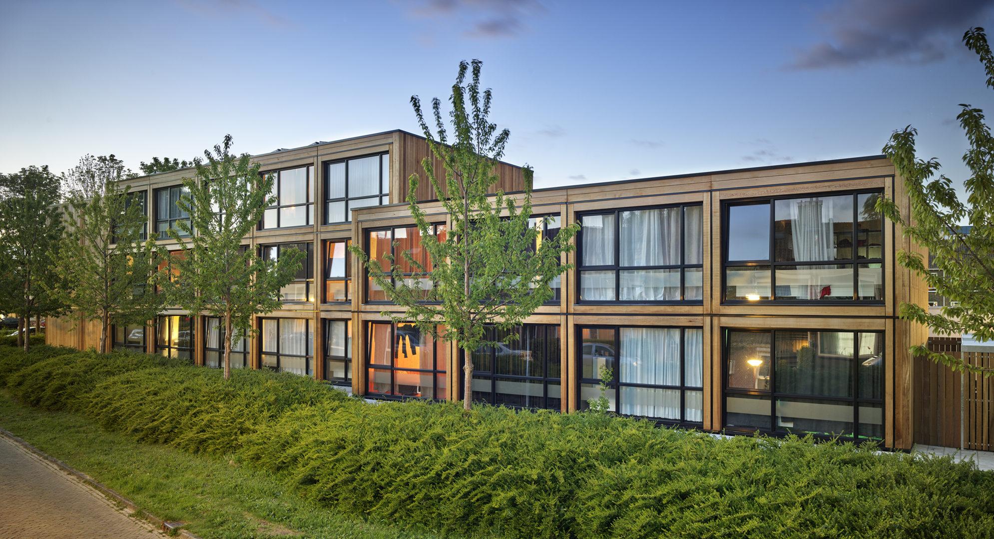 Finch Buildings project Alkmaar