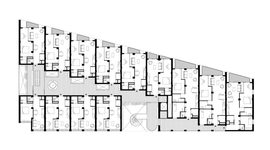 Finch Buildings IJburg Amsterdam kas kade 3
